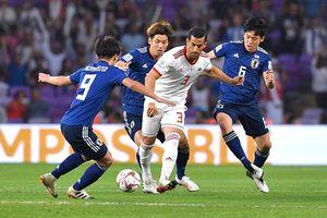 Trực tiếp Iran vs Nhật Bản bán kết Asian Cup 2019
