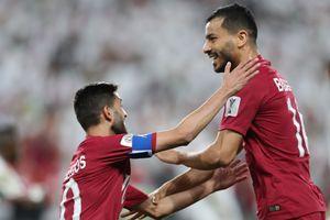 Qatar vào chung kết Asian Cup sau trận thắng áp đảo