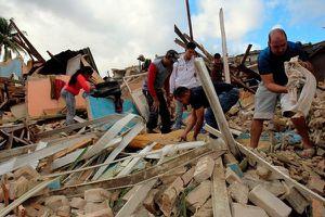 Cơn lốc xoáy tấn công Cuba khiến gần 200 người thương vong