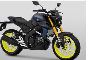 Yamaha 'âm thầm' ra mắt naked bike MT-15, giá 57 triệu đồng