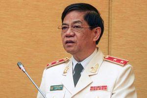 Giám đốc Công an Hà Nội Đoàn Duy Khương được thăng hàm Trung tướng