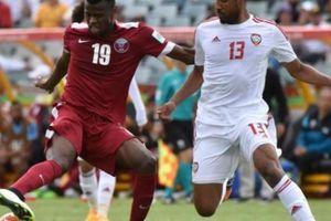 Xem trực tiếp UAE vs Qatar trên VTV5, VTV6