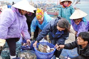 Tập trung nuôi trồng, đánh bắt thủy, hải sản