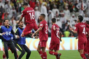 Đánh bại UAE 4-0, Qatar sẽ gặp Nhật Bản ở trận chung kết Asian Cup 2019