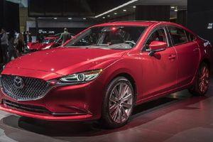 Những điểm mới trên Mazda 6 2019 sắp về Việt Nam trong năm nay