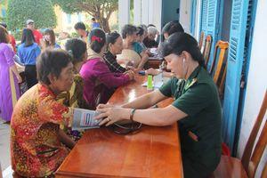 KCM phối hợp tổ chức chương trình 'Xuân Biên giới – Tết Hải đảo'