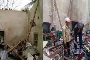 Nổ lớn ở nhà dân tại Hà Tĩnh, 5 người thương vong