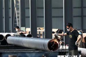 Trung Quốc: Lợi nhuận của các công ty công nghiệp liên tục giảm