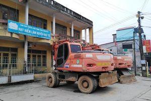 Ngang nhiên san ủi hơn 2.600m2 rừng phòng hộ ở Đại Từ, Thái Nguyên