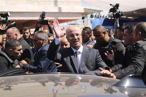 Chính quyền Palestine đệ đơn từ chức
