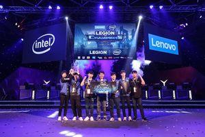 Legion of Champions III 2019 - Giải đấu eSports do Lenovo và Intel đồng tổ chức, kết thúc ấn tượng