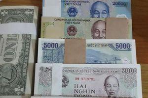 Tràn lan dịch vụ đổi tiền lẻ ngày giáp Tết