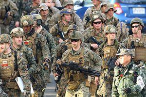 Mỹ - Hàn giảm quy mô các cuộc tập trận quân sự