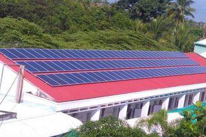 Sắp có cơ chế mới khuyến khích phát triển các dự án điện mặt trời