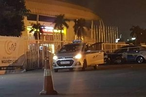 Tài xế taxi hãng Linh Anh bị sát hại trước sân vận động Mỹ Đình