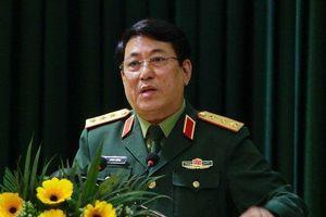 Con đường binh nghiệp của tân Đại tướng Lương Cường
