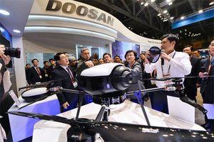 Thiết bị bay không người lái sẽ là thế mạnh mới của Hàn Quốc