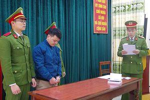 Tạm giam cán bộ quản lý rừng đặc dụng Phong Quang