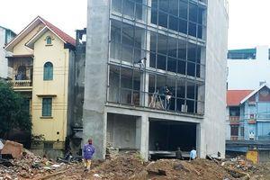 Ngăn chặn nhà 'siêu mỏng, siêu méo' trên đường Phạm Văn Đồng: Không hợp thửa phải thu hồi