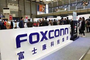 Foxconn trả 16,5 triệu USD thuê đất ở Bắc Giang