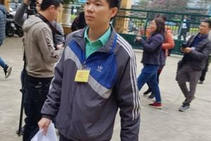 Bác sĩ Hoàng Công Lương bị tuyên phạt 42 tháng tù giam