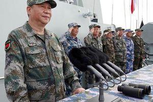 Mỹ tố Trung Quốc quân sự hóa biển Đông 'như chuẩn bị Thế chiến III'