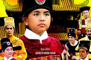 'Cậu bé nước Nam' - Phim cổ tích Việt ra mắt khán giả