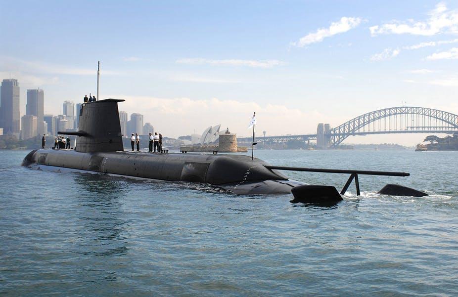 Australia trang bị vũ khí tối tân cho hạm đội tàu ngầm mới