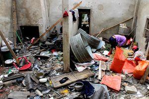 CLIP: Hiện trường sau vụ nổ khiến 5 người thương vong ở Hà Tĩnh