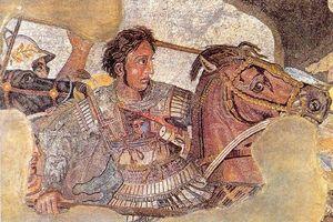 Giải mã sự thật động trời về cái chết của Alexander Đại đế
