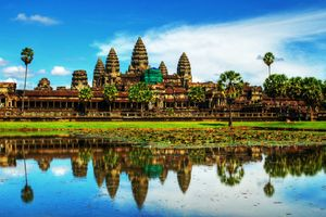 Lạc lối ở Angkor Wat, Campuchia