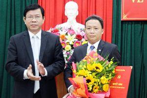 Viện trưởng Viện quy hoạch làm Phó Bí thư quận ủy Hải Châu