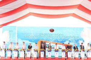 Khánh thành nhà máy xử lý nước thải KCN Sóng Thần 2