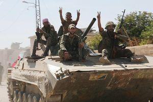 Quân đội Nga – Syria điều động số lượng lớn binh sĩ cùng vũ khí tới Hama