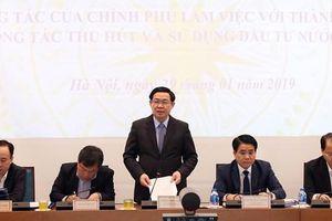 Phó Thủ tướng Vương Đình Huệ: Chuyển trọng điểm thu hút FDI từ chiều rộng sang chiều sâu