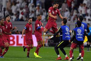 4 bàn thắng của Qatar vùi dập chủ nhà UAE
