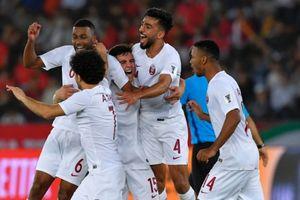 Qatar đánh bại chủ nhà UAE bằng một nửa đội hình từng thua U.23 Việt Nam