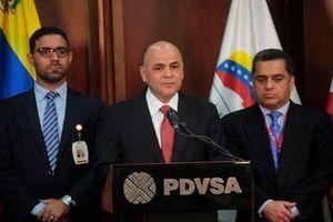 Venezuela xem xét đáp trả lệnh trừng phạt lĩnh vực dầu khí của Mỹ