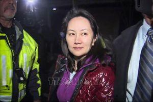 Canada xác nhận Mỹ yêu cầu dẫn độ bà Mạnh Vãn Chu