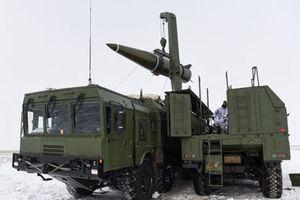 Cận cảnh tổ hợp tên lửa Nga khiến Mỹ đứng ngồi không yên