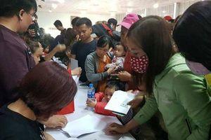 Tặng 1.200 vé tàu cho công nhân ở Đồng Nai, Bình Dương về quê đón Tết