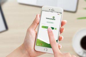 Vietcombank miễn phí dịch vụ thanh toán vé tàu, xe qua Mobile B@nking