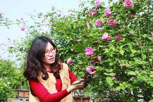 Khu vườn mê hoặc của 'tỷ phú sắc hương'