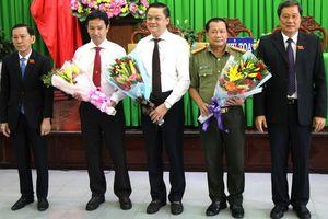 Ông Dương Tấn Hiển được bầu làm Phó Chủ tịch UBND TP. Cần Thơ
