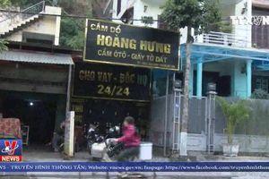 Khởi tố hàng loạt đối tượng cho vay nặng lãi tại Quảng Ninh