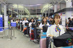 JVS đưa 21 thực tập sinh hộ lý đầu tiên sang Nhật Bản làm việc