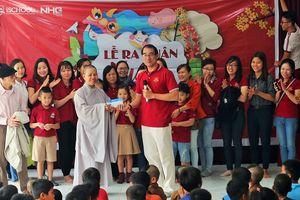 Trường iSchool Nha Trang tổ chức chương trình 'Xuân yêu thương' 2019