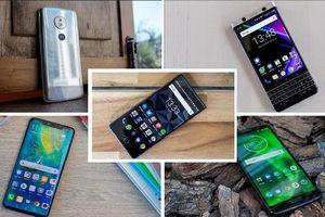 Smartphone có thời lượng pin tốt nhất hiện nay