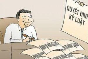 Kỷ luật Giám đốc Sở ở Phú Yên vì ưu ái người thân