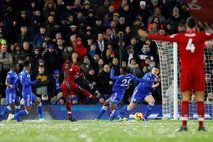 Vòng 24 Premier League: 'Kèo dưới' vùng lên, 'ông lớn' ôm hận